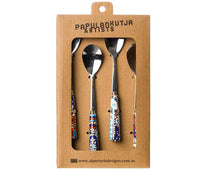 ELAINE LANE TEASPOONS SET