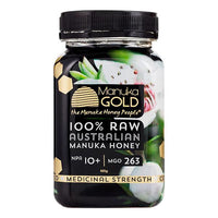 Raw Australian Manuka Honey +10 NPA - Gifts At The Quay