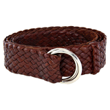 Badgery Kangaroo Plaited Belt - Drover