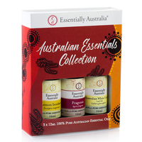 Australian Essentials Collection – Essential Oil Gift Pack