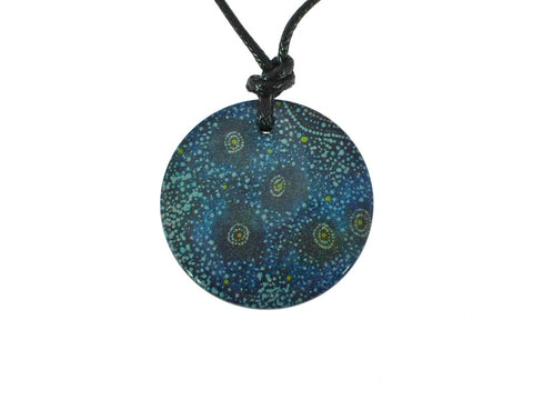 IR911014 Iron Ore Round - Aboriginal Art