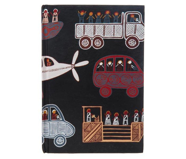 DEBBIE COOMBES A5 JOURNAL (TIWI)
