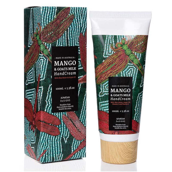 Mango Hand Cream - Gifts At The Quay