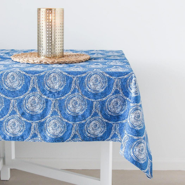 Aboriginal Art Table Cloth - Gifts At The Quay