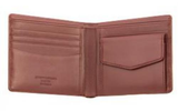 Leather Wallet - Kangaroo With Coin Pouch