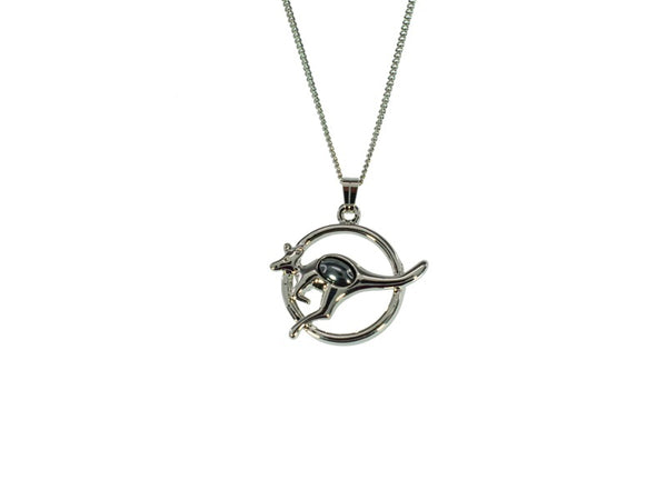 IR200219 Iron Ore Pendant - Gifts At The Quay