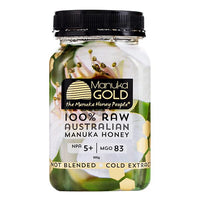 Raw Australian Manuka Honey +5 NPA - Gifts At The Quay