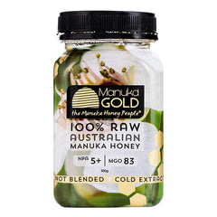 Raw Australian Manuka Honey +5 NPA