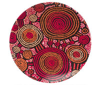 TEDDY GIBSON MELAMINE PLATES (X4) - Gifts At The Quay