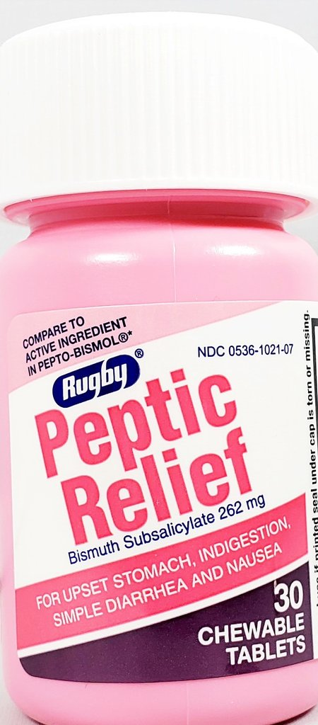 Peptic Relief
