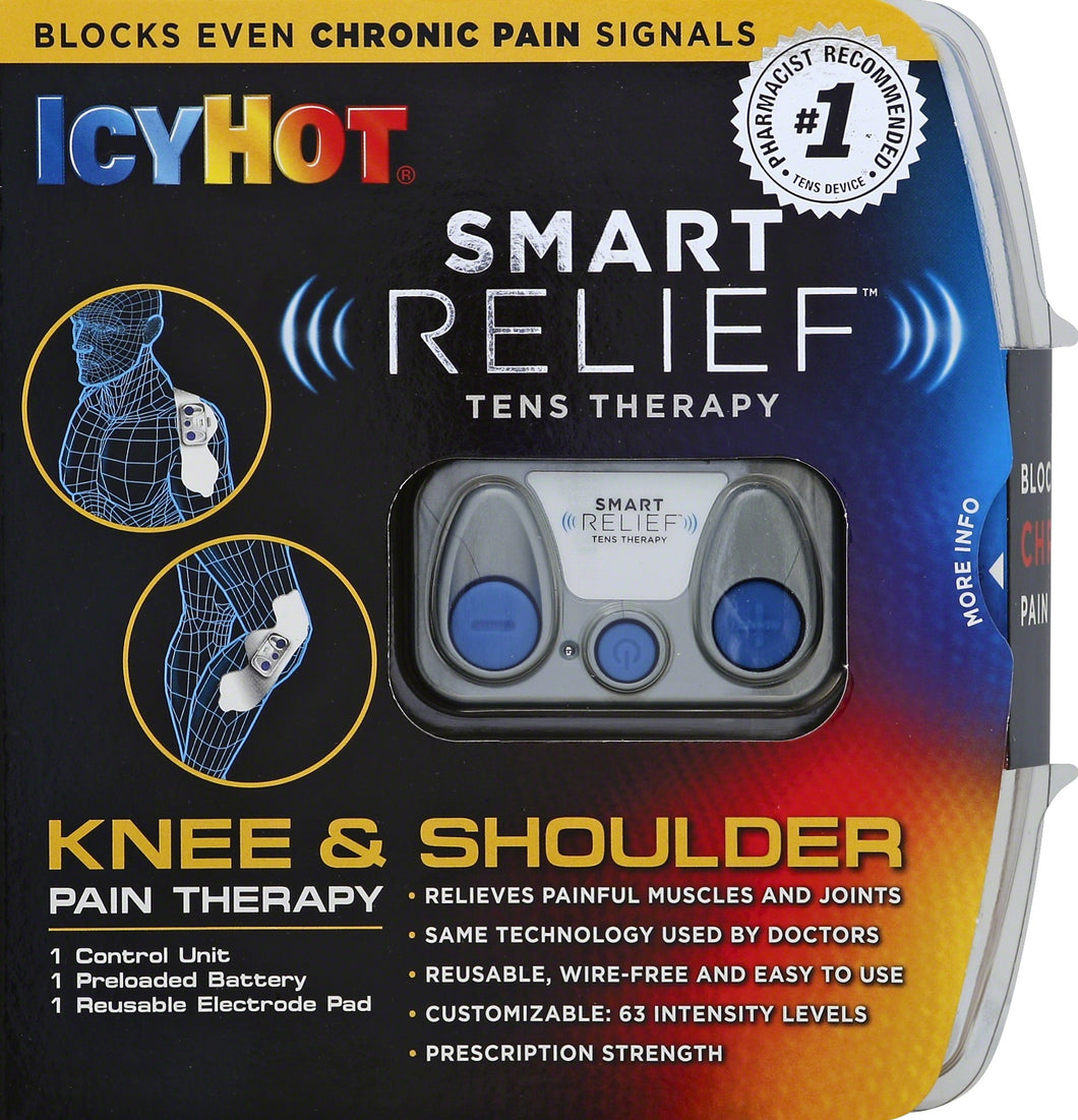 Smart Relief Knee and Shoulder TENS Therapy