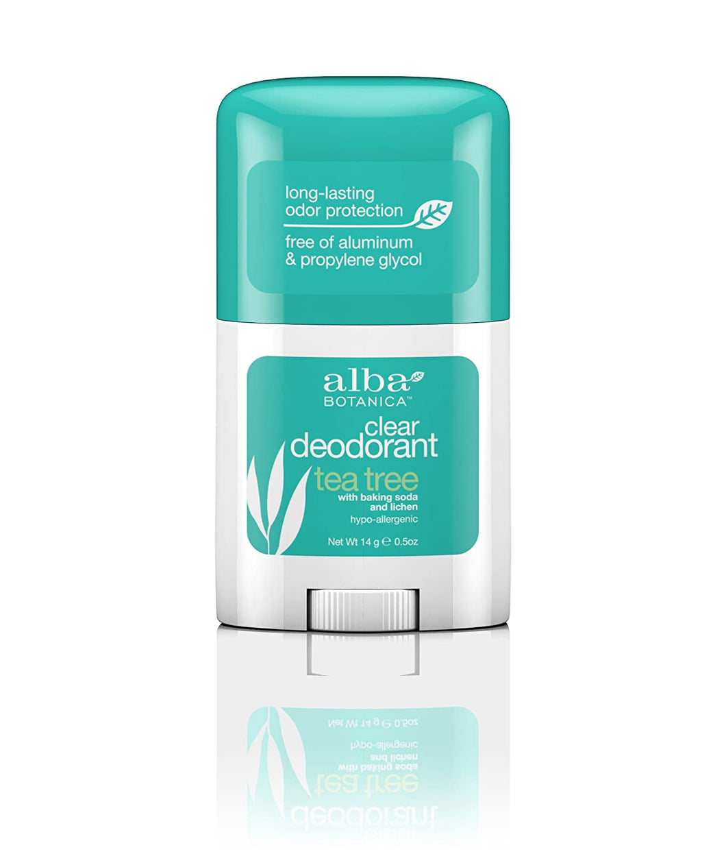 Alba Botanica - Tea Tree Travel Size Deo Stick