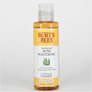 Burt's Bees - Natural Acne Solutions Purifying Gel Cleanser