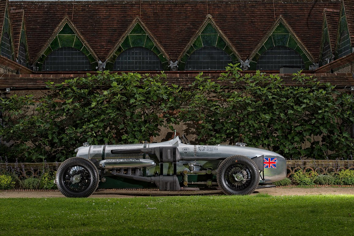 Automotive - Napier Railton (#AUTOMOTIVE_17)