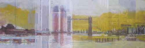 Tower Bridge Art London Rent or Buy