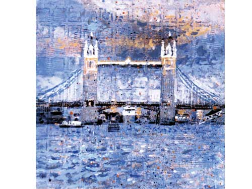Urban Reflections - Tower Bridge (#AA_ELWELL_B_1005)