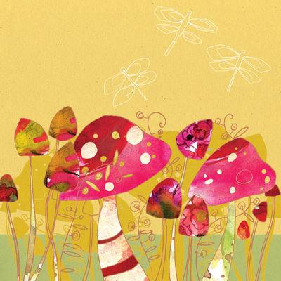 Whimsical - Magic Mushrooms (#WHIMSICAL_1005)