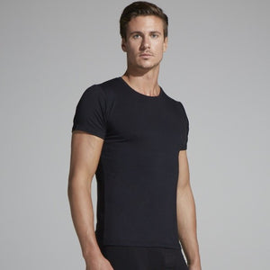 Bamboo Mens Crew Neck T-Shirt
