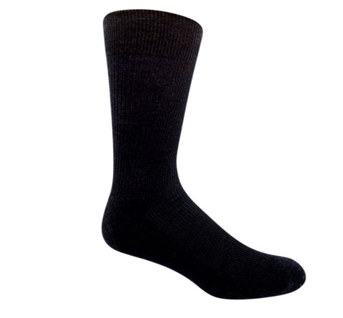 Unisex Merino Wool Crew Socks - Large