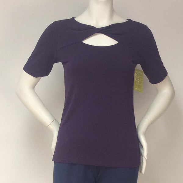 TOC Jersey Twist Top