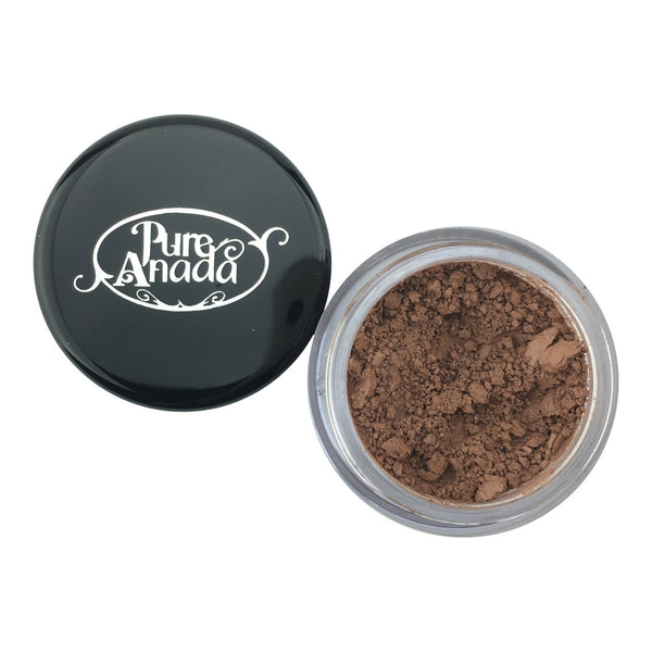 Loose Natural Mineral Velvet Matte Eye Colour