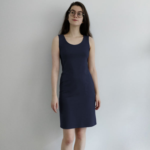 TOC French Terry Tank Dress