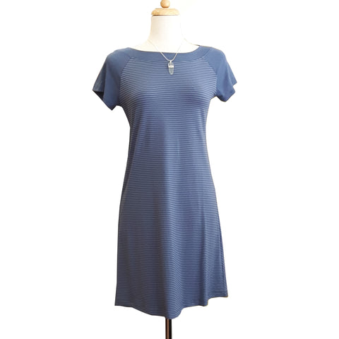 OCOBA 2 tone Raglan Cap Sleeve Tunic/Dress