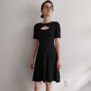 TOC Jersey Twist Dress - SS