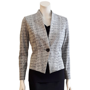 High Neck Blazer