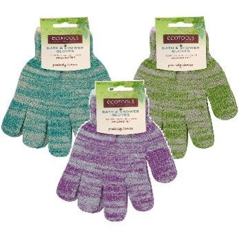 Recycled Exfoliating Gloves