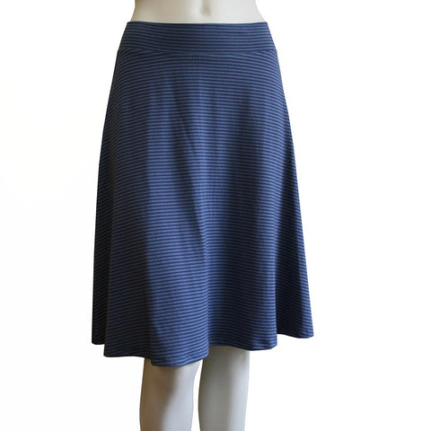 OCOBA A-Line Skirt - Stripe