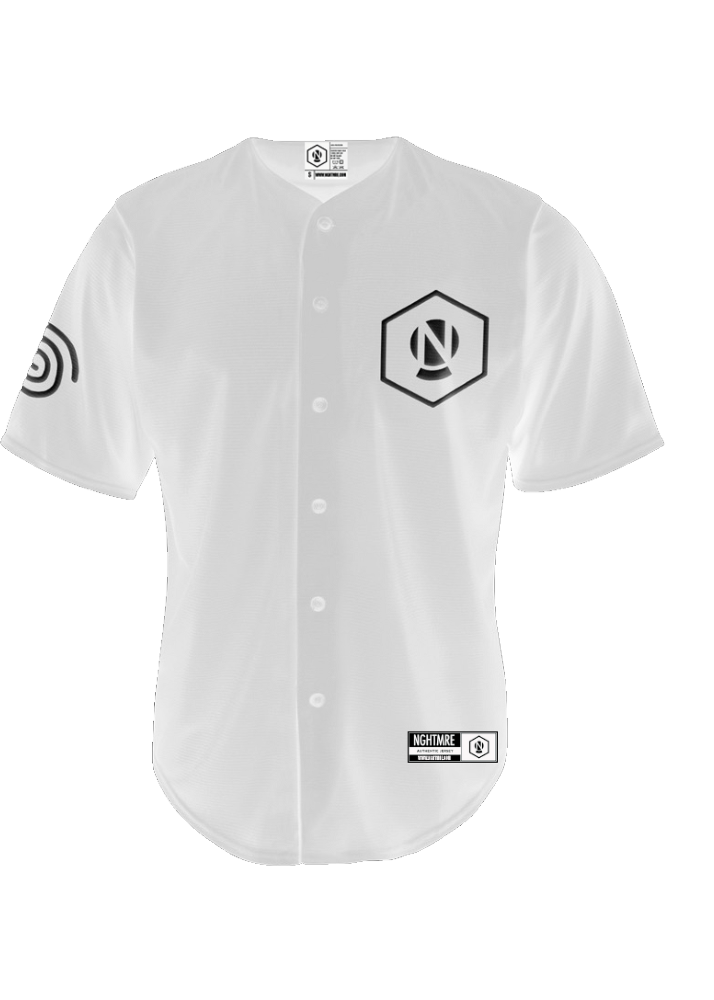 NGHTMRE Jersey White
