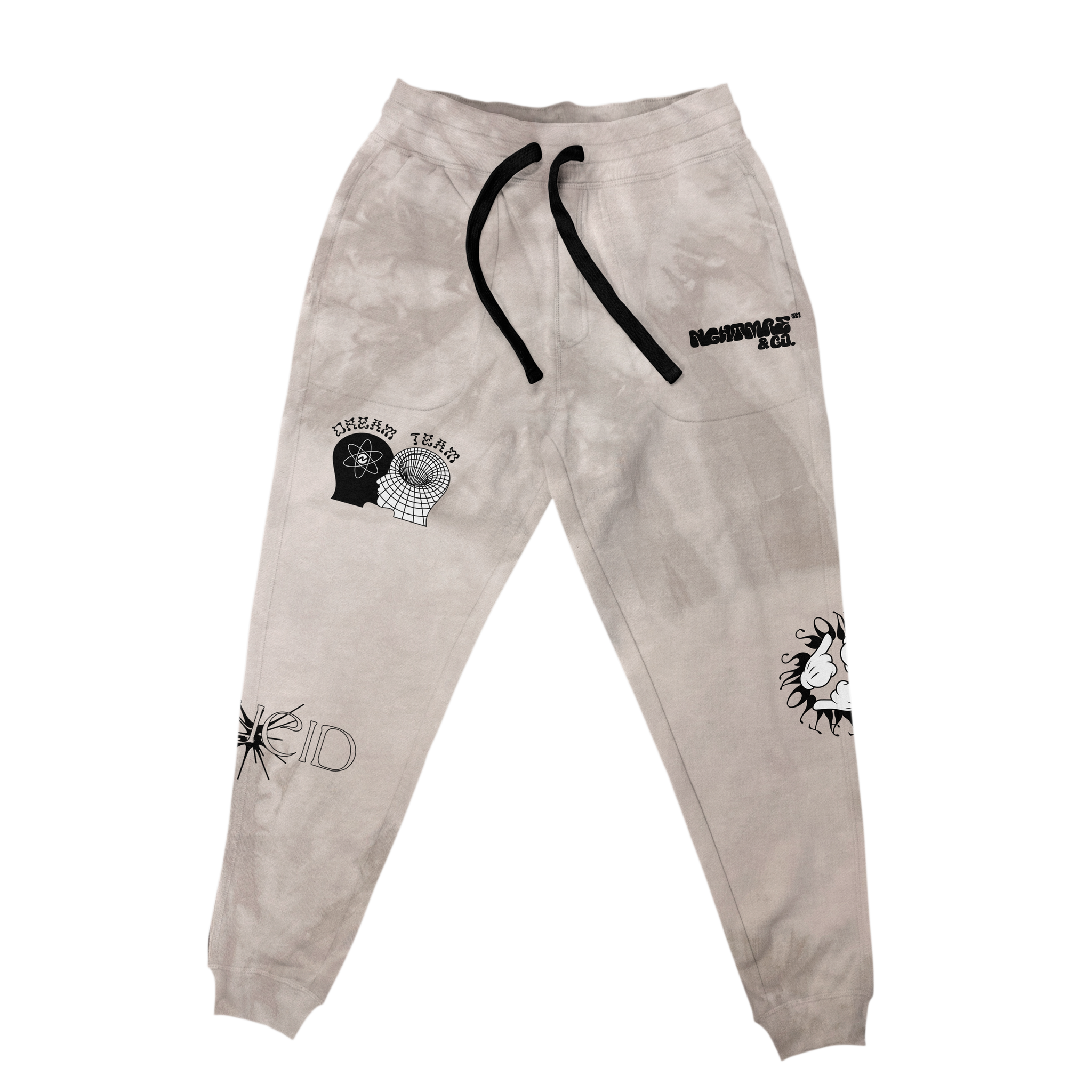 Sonic Meditation Sweatpants