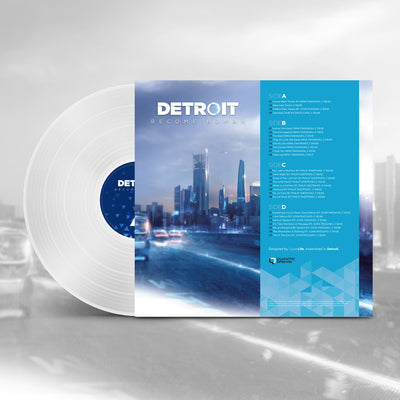 Detroit: Become Human - Original Soundtrack (double vinyl)