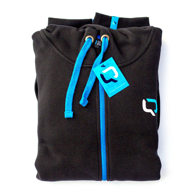 Quantic Dream Zip Hoodie