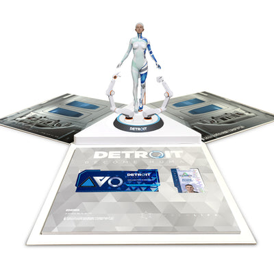 DETROIT BECOME HUMAN - Collectors' Edition