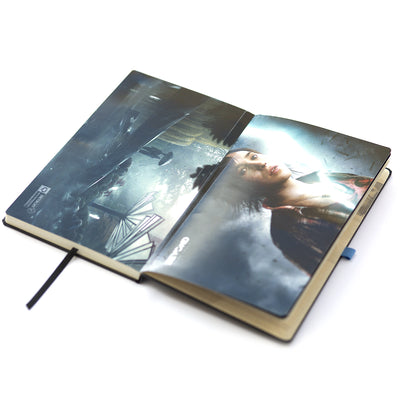 QUANTIC DREAM NOTEBOOK