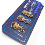DETROIT: BECOME HUMAN - Pins set