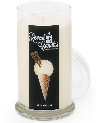 Very Vanilla Ring Candle