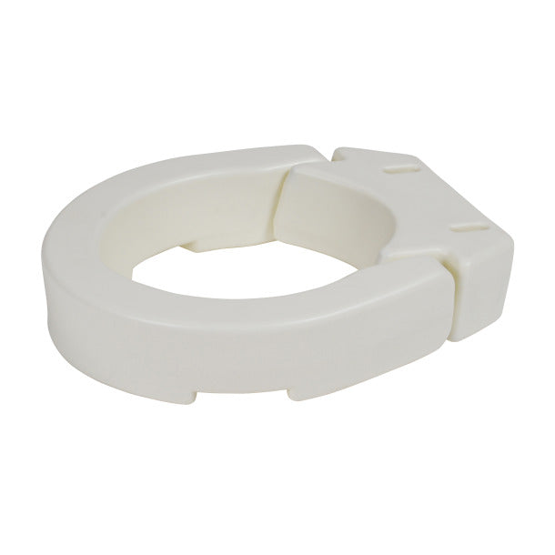 Drive Hinged Elongated Toilet Seat