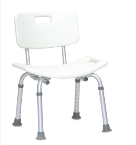ProBasic Bath Chair with Back