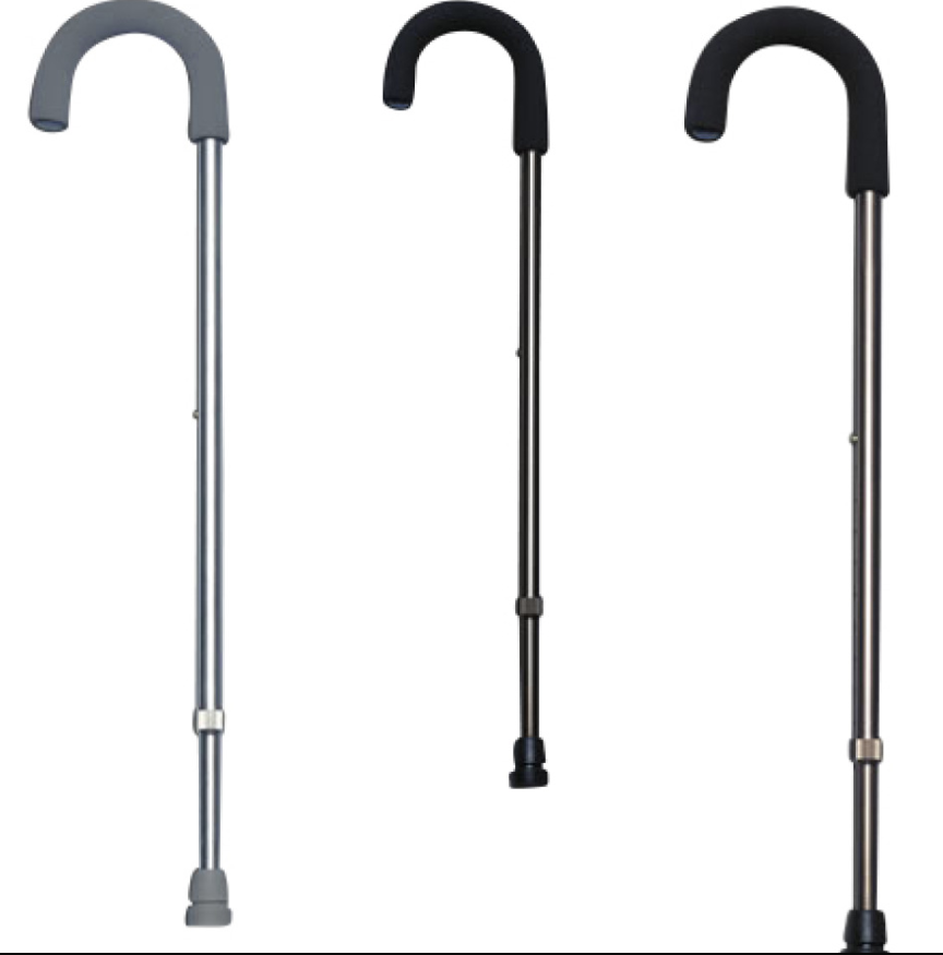 Airgo Cane Round Handle