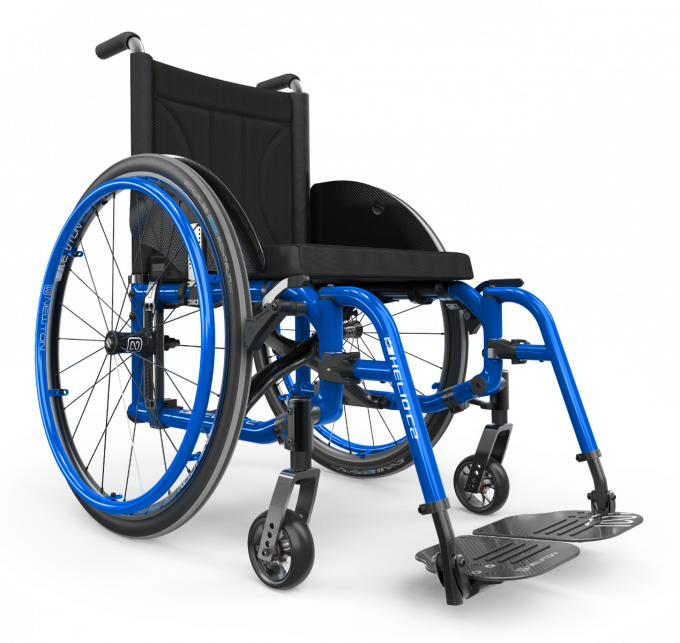Helio C2 Wheelchair