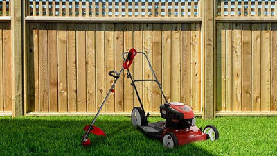How To Cut Grass With a Weedwacker or a String Trimmer