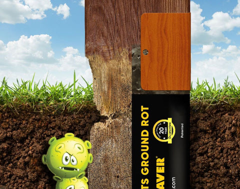 Postsaver & Fence Armor Protection
