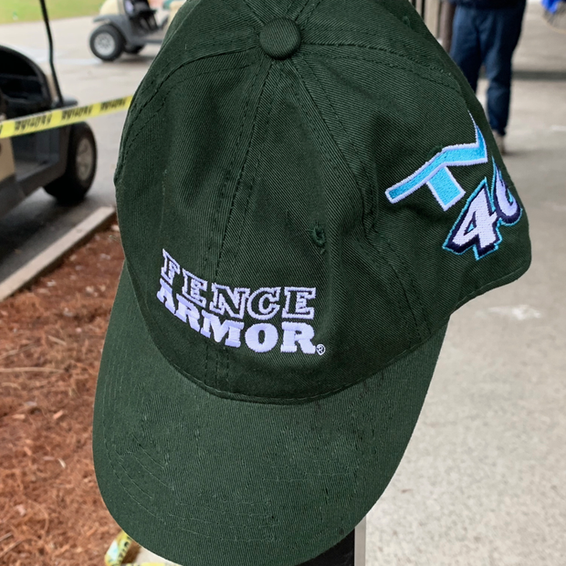 Fence Armor Baseball Hat