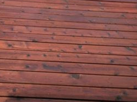 Stain & Seal Experts Deck Stain