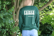 Long Sleeve Badger Shirt - Fence Armor