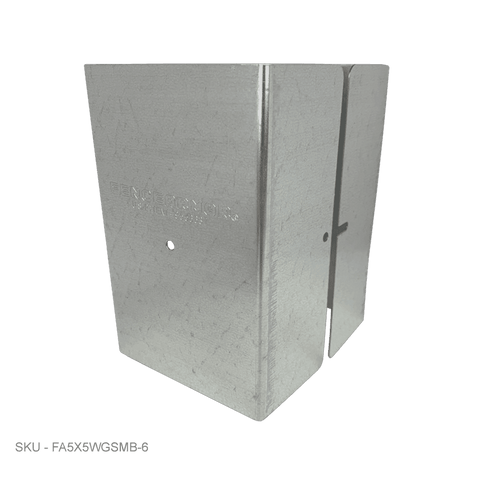"Pro Series Post Protection - 6"" Tall - Fence Armor"