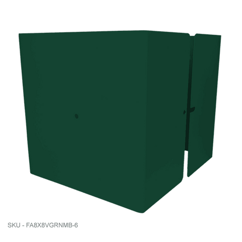 "Pro Series Post Protection & Mailbox Post Protectors - 6"" Tall - Fence Armor"